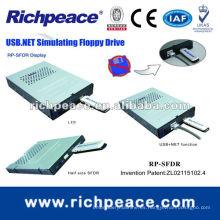 Unidad de disquete USB para el centro de mecanizado vertical Fadal