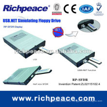 USB Floppy drive for Fadal Vertical Machining Center