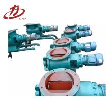 Válvula de cierre hermético de acero al carbono