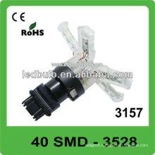 Car led 3157 3156 base CE&ROHS approved