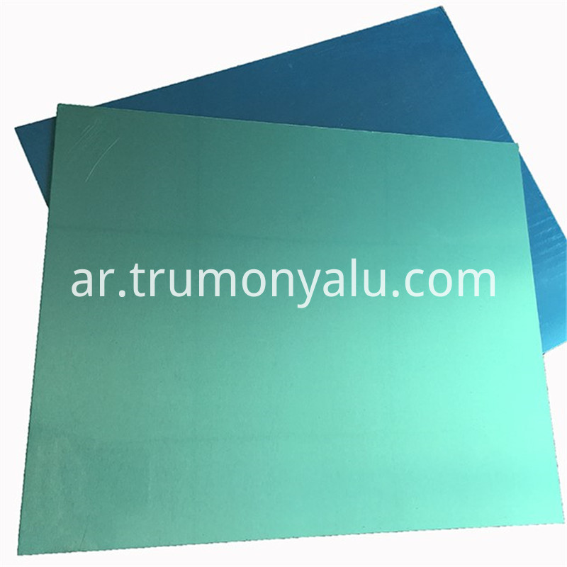4047 H24 5052 H32 Aluminum Base Copper Clad Sheet03