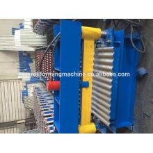 Máquina de moldagem de rolo de folha de papelão ondulado automática