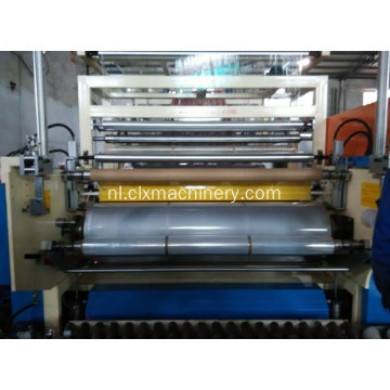 Stretch Wrapping en Cling Film Making Unit