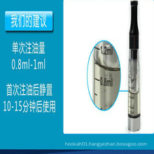 EGO Clearomizer Tank Ecig for Vapor with 8 Colors (ES-AT-032)