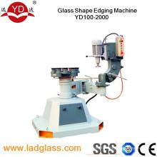 Machines de polissage de meulage de bord en verre formé