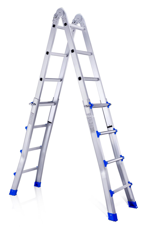 adjustable folding Little giant ladder