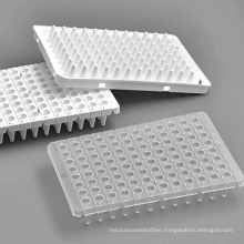 Half Skirt Pcr Perforated Plate 96-well Plate