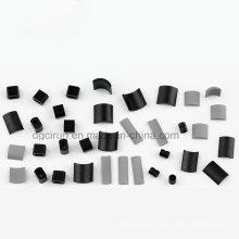 Factory Directly Wholesale Super Slim Bonded Neodymium Micromotor Magnets