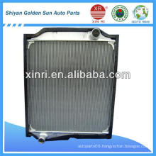 Auman 11229 aluminum radiator for sino truck radiator