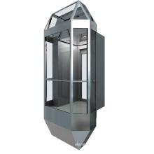 Наблюдательный элеватор в форме бриллианта (KJX-104G)