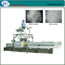 Factory price HDPE/LLDPE/LDPE/PP recycling plastic pelletizing machine line