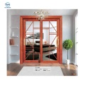 House Exterior Simple Style Sliding Door From China Manufacturers