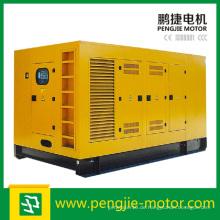 Commins Engine 4BTA3.9-G11 Silent Diesel Generator für den Heimgebrauch mit Deepsea Control Panel