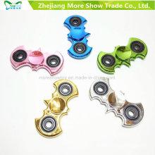 Mano Spinner Plating Fidget Spinner Adhd EDC anti estrés juguetes