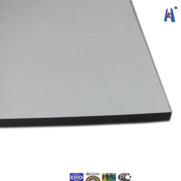 Materiais plásticos para painéis de alumínio