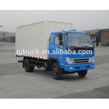 Dayun marca 4X2 drive camioneta para 3-24 metros cúbicos
