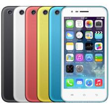 Андроид 4.4, 4.5-дюймовый Fwvga 854*480 IPS-экран две SIM-карты, литий-ионный 3.7 в 1500мач, смартфон с WiFi