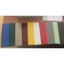 Color Turquesa Revestimiento Aluminio