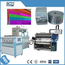Máquina de relieve para la película de GRP / FRP con diversos patrones