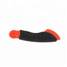 Plastic installation hand spline roller