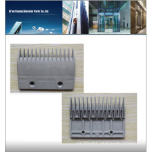 escalator comb plate, escalator step comb plate series for schindler escalator parts