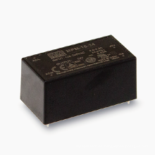 MPM-15-24 MEAN WELL 15W 24V Fuente de alimentación tipo encapsulada médica verde confiable alta