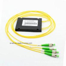 CWDM para Canal 1 * 4 con paquete ABS