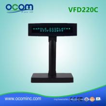 electronic price polo vfd customer display