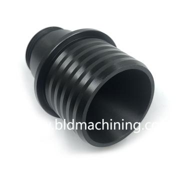 Piezas de plástico de mecanizado de torneado CNC personalizado