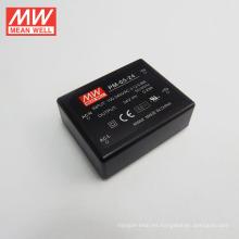 Mean Well 5W 24V a bordo tipo módulo fuente de alimentación CA / CC tipo médico 5W 24V 0-0.23A salida única UL CUL CE CB PM-05-24