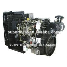 water-cooled Lovol diesel generator