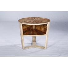 Cama de madera moderna de madera sólida de la alta calidad