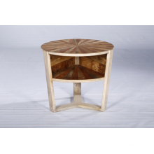 High Quality Solid Wood Modern Wooden Bed Side Table