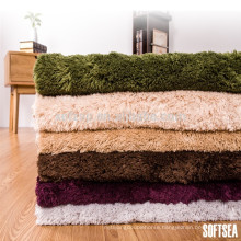 polyester throw carpet rug making decoration for home