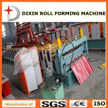 Machine de formage de rouleaux à double couche automatique