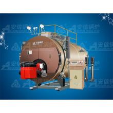 Horizontale Industrie Öl (Gas) Verflüssigungslager Dampfkessel Wns0.5