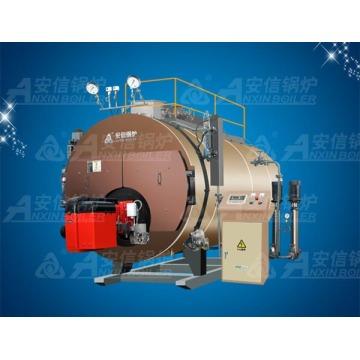 Horizontais Indústria Petróleo (Gás) Condensação Bearing Steam Caldeira Wns10