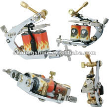 2016 hot sale 10 coils threading tattoo machine for face