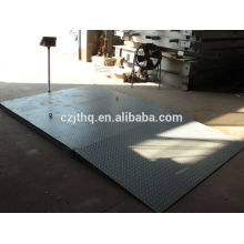 1T 2T 5T electronic digital platform weighing scale