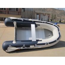 Aluminium Boden aufblasbare Fischerboot