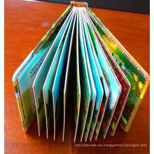 Hacer libro de impresión 3D para estudiantes
