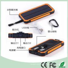 Comercio al por mayor 20000mAh impermeable teléfono móvil cargador de energía solar (SC-3688-A)
