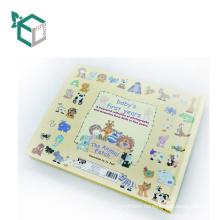 Custom Design Low Price Perfect Binding Vivid Children Story Book