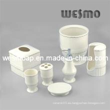 Accesorios del cuarto de baño de la tapa-Grado de la porcelana (WBC0412A)