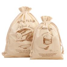 HOT SALE New Design DIY cotton drawstring bag
