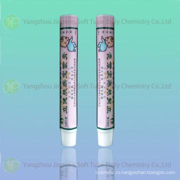 Алюминиевые & пластиковые ламинированные трубки для кожи уход крем