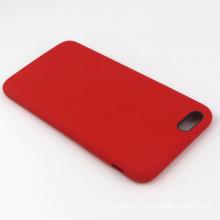 Hot nouveau cas de silicium liquide pour iPhone7 / 7 Plus pour Amazon meilleur cas de vente