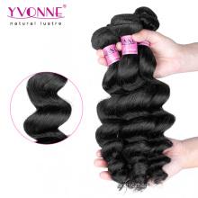Natural Color Loose Wave Cambodian Virgin Hair