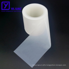 Waterproof High Temperature White Skived Virgin PTFE Film Membrane
