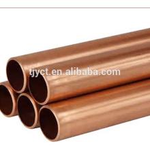 cobre vermelho / tubo de cobre / tubo de cobre vermelho preço de fábrica